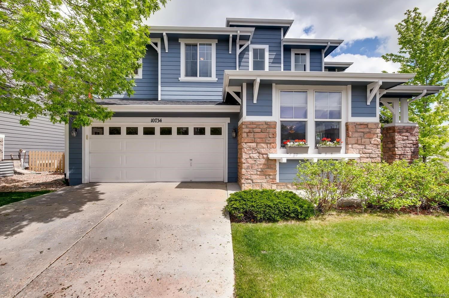 MLS# 7981870 - 1 - 10734  Middlebury Way, Highlands Ranch, CO 80126