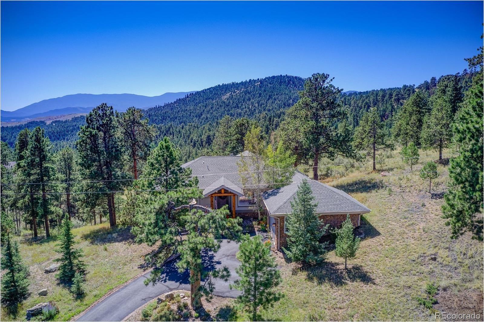 MLS# 7982246 - 1 - 13831 Douglas Ranch Drive, Pine, CO 80470