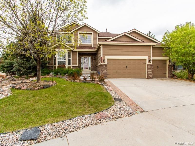 MLS# 8025846 - 1 - 1255 Bulrush Drive, Castle Rock, CO 80109