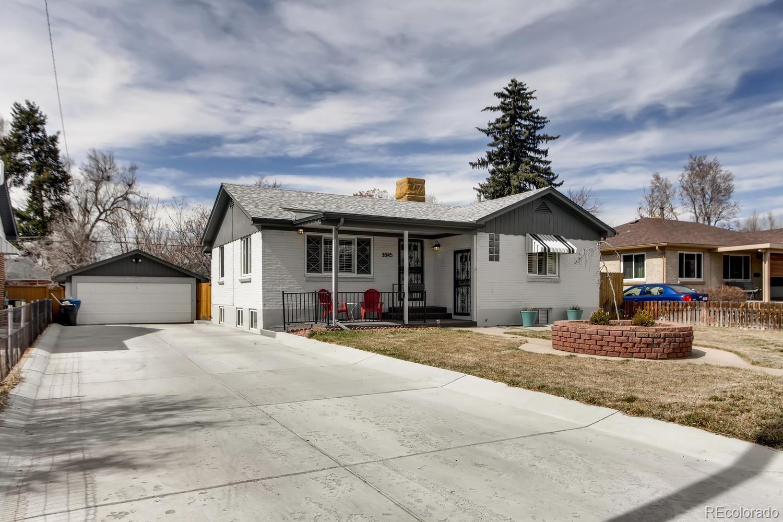 MLS# 8027759 - 1 - 3845 Pierce Street, Wheat Ridge, CO 80033