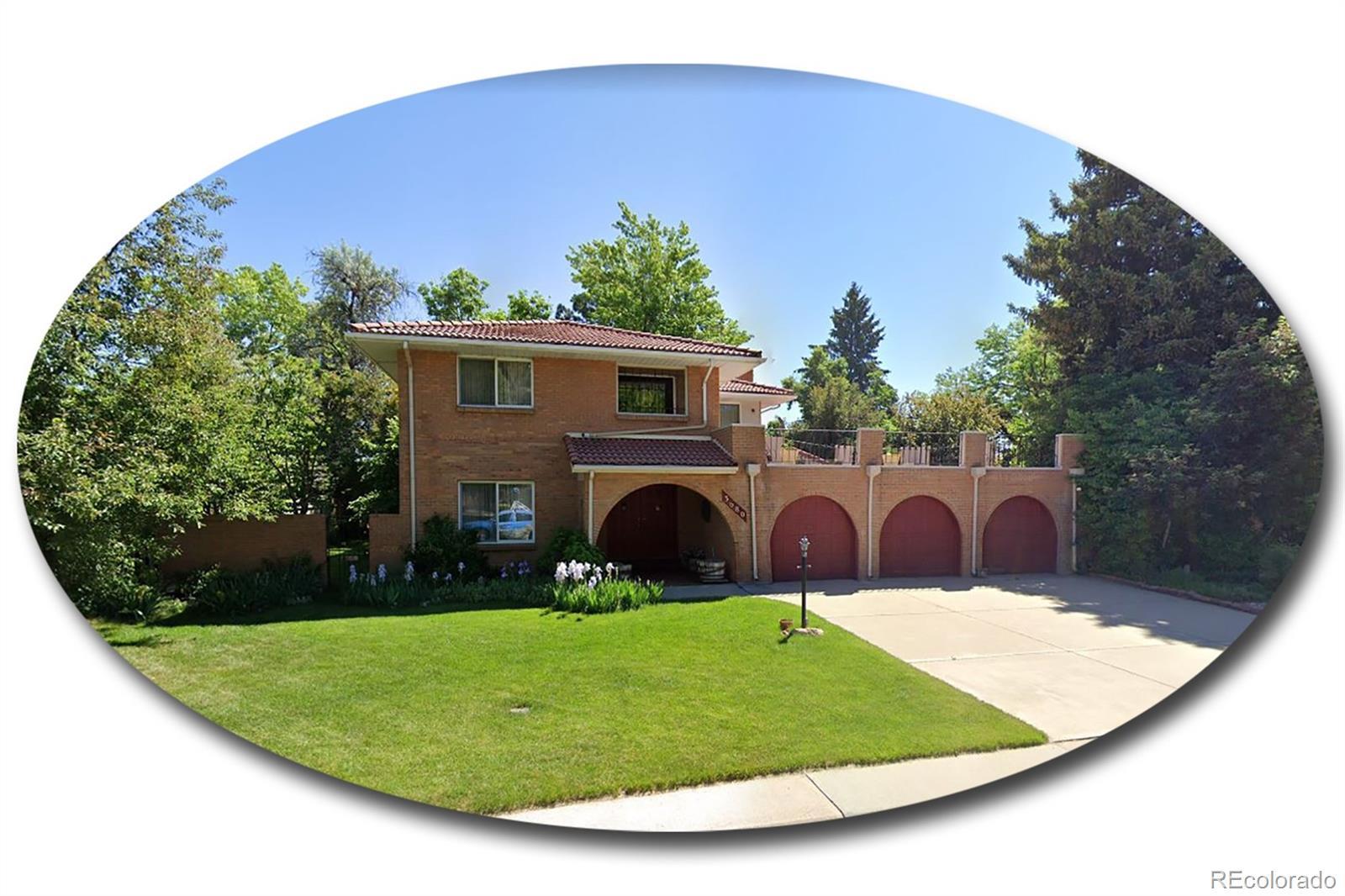 MLS# 8064666 - 1 - 3680 S Hillcrest Drive, Denver, CO 80237