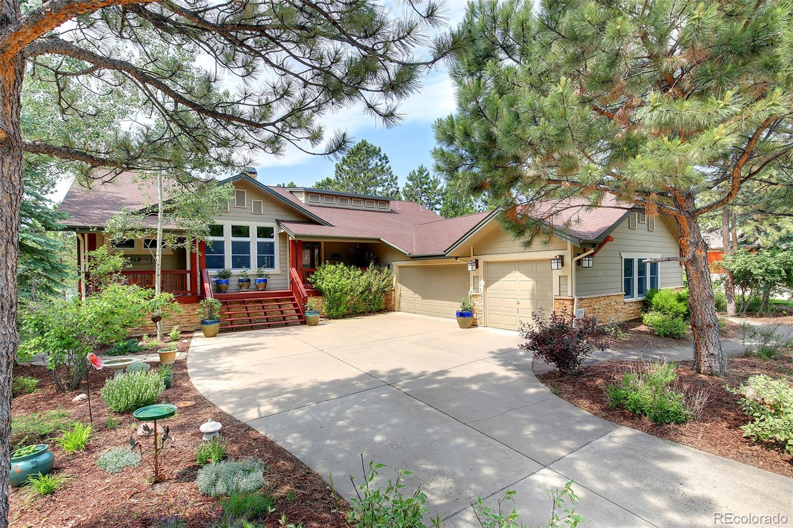 MLS# 8150320 - 1 - 1198 Forest Trails Drive, Castle Pines, CO 80108