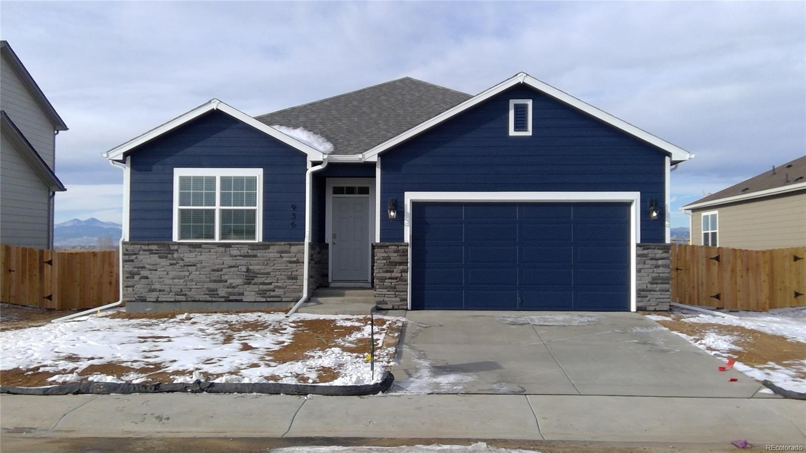 MLS# 8158171 - 1 - 936  Camberly Drive, Windsor, CO 80550