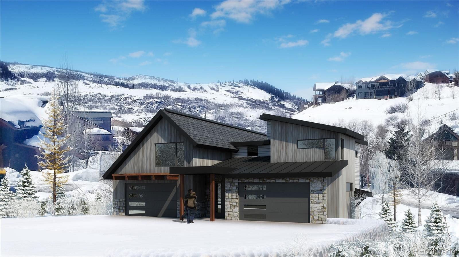 MLS# 8166370 - 1 - 843 Mill Run Court, Steamboat Springs, CO 80487