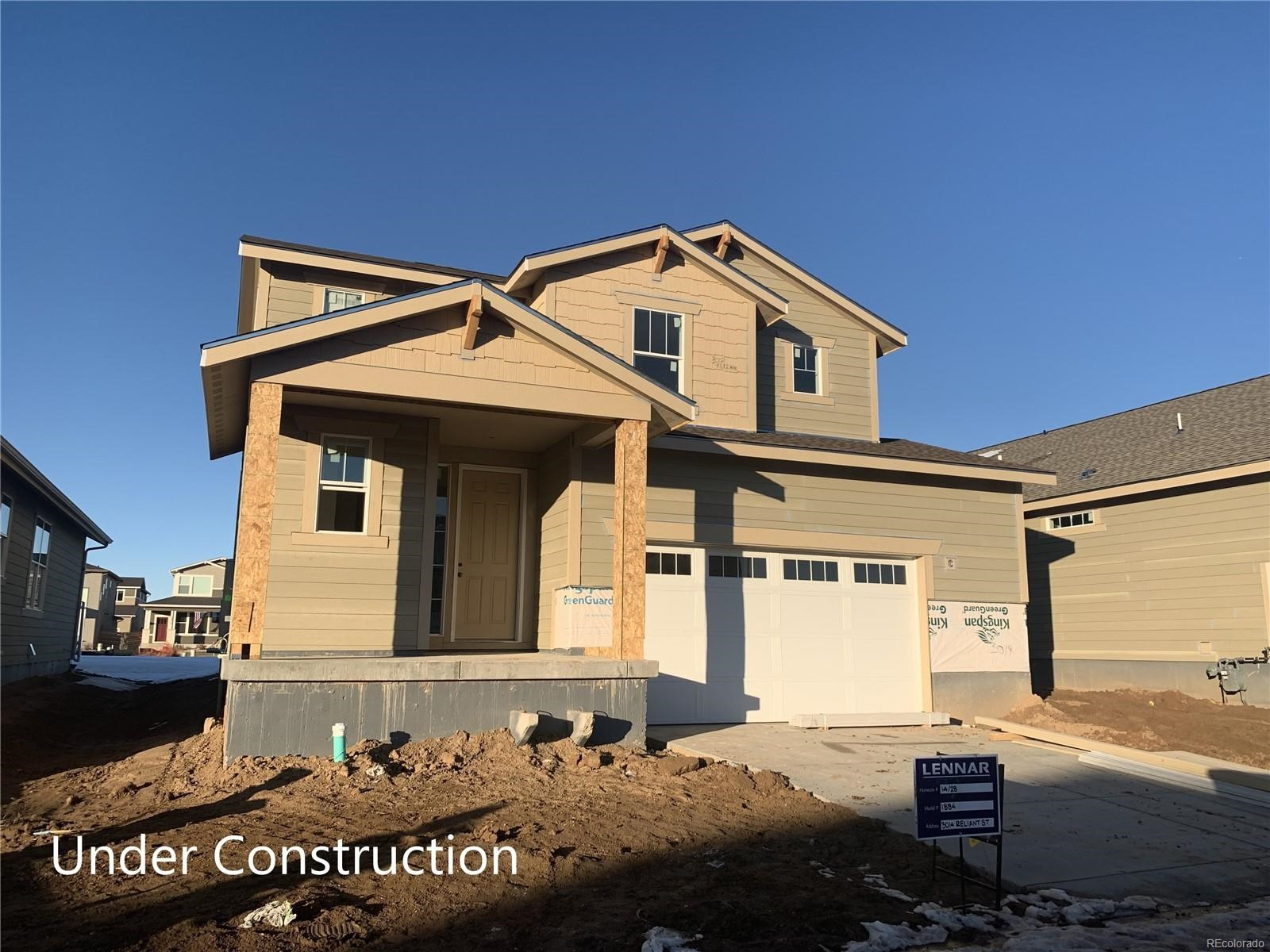 MLS# 8168704 - 3014  Reliant Street, Fort Collins, CO 80524