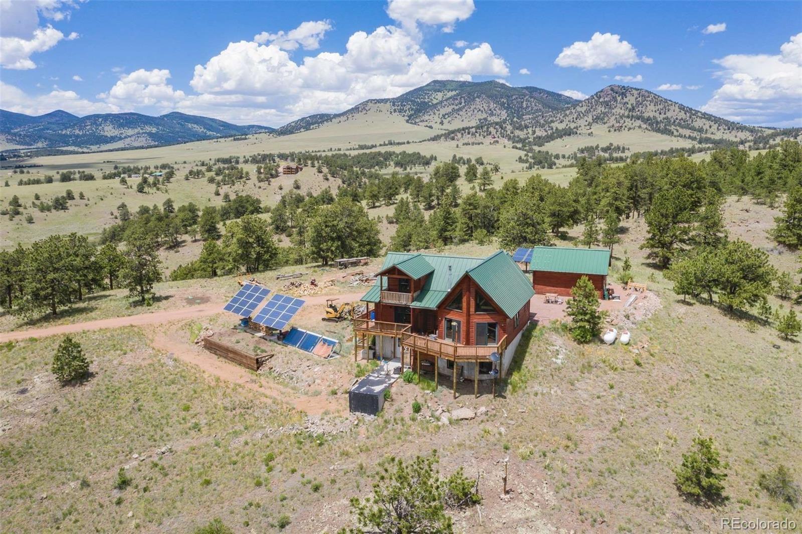 MLS# 8182693 - 1 - 396 Eagle Nest Trail, Guffey, CO 80820