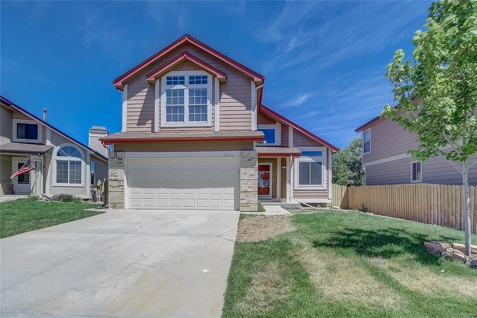 MLS# 8188727 - 1 - 17211 Springfield Court, Parker, CO 80134