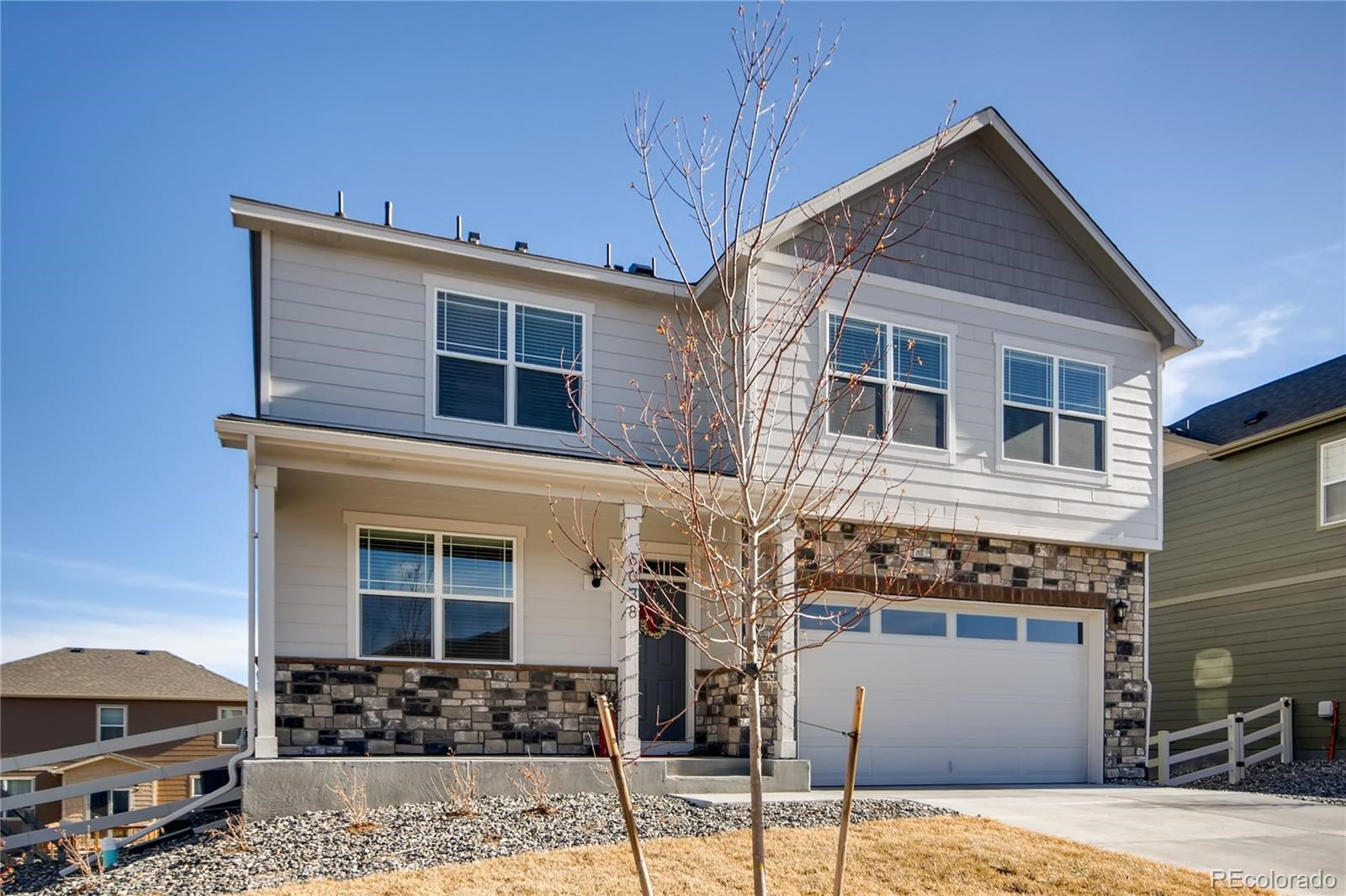 MLS# 8231798 - 1 - 6038 High Timber Circle, Castle Rock, CO 80104