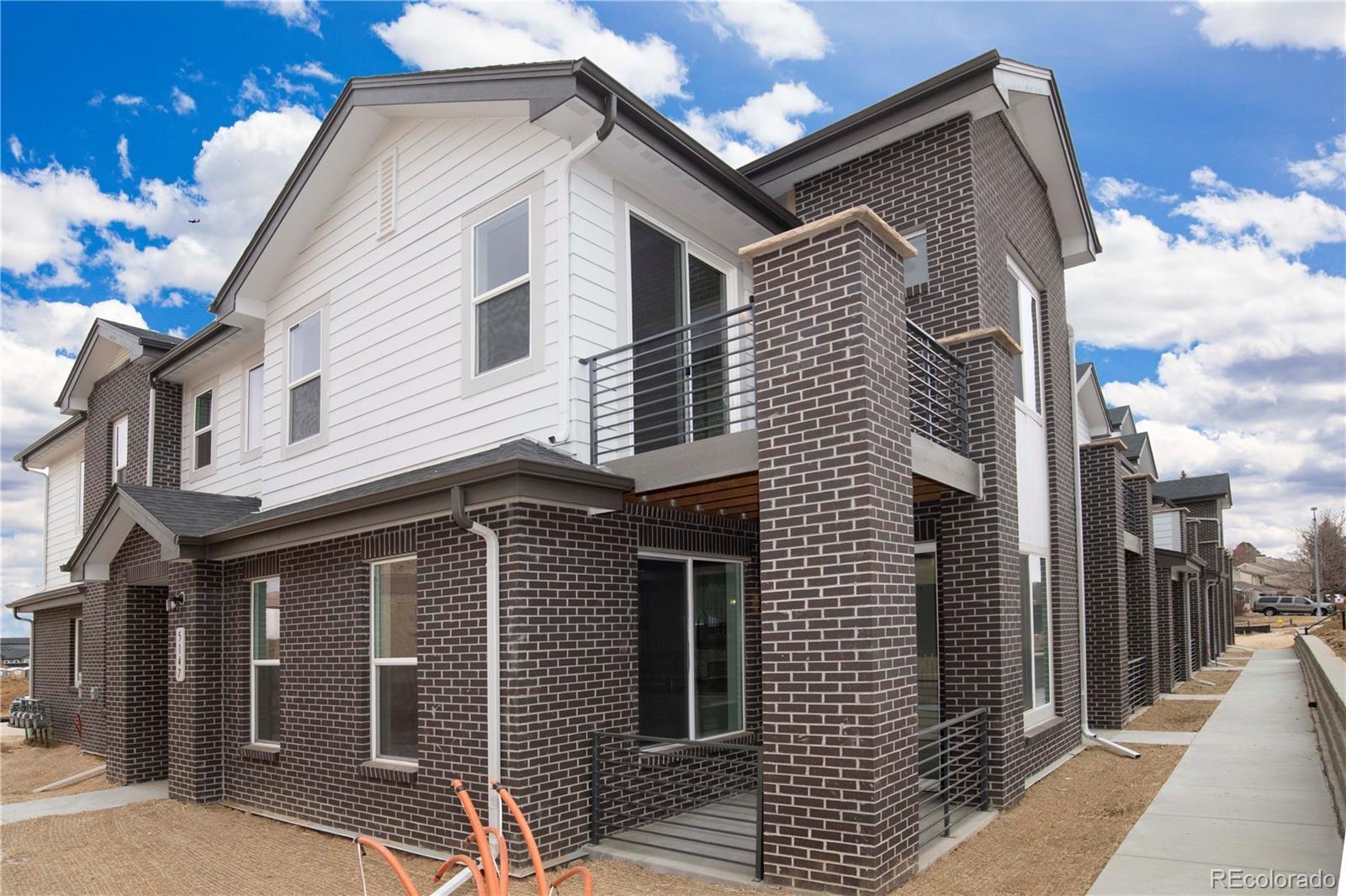 MLS# 8232116 - 1 - 5147 S Fairplay Street #38, Aurora, CO 80015