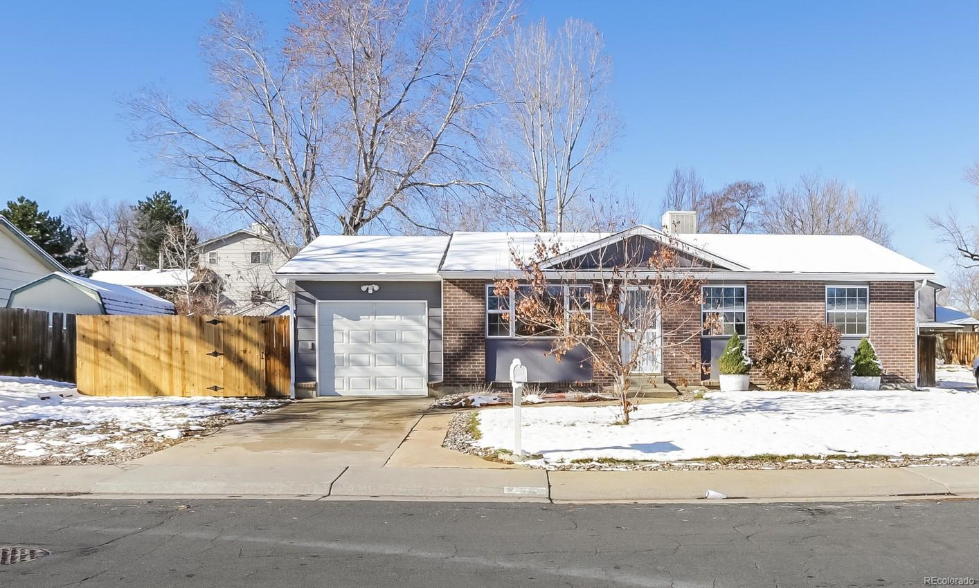 MLS# 8303079 - 1 - 7489 Jay Court, Arvada, CO 80003