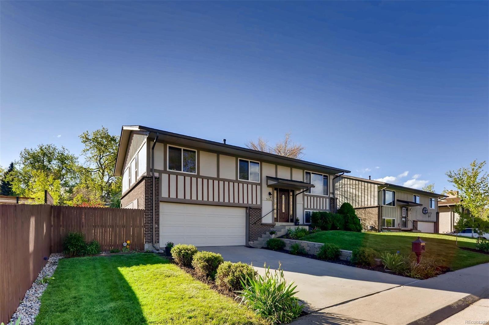 MLS# 8341991 - 1 - 1485  S Zang Street, Lakewood, CO 80228