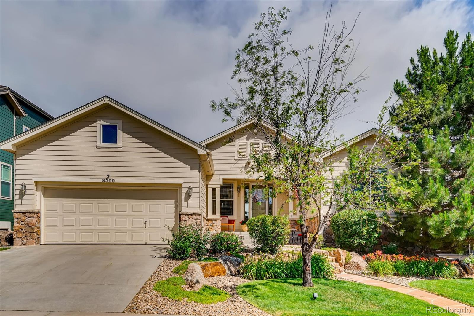 MLS# 8392036 - 1 - 8399 Winter Berry Drive, Castle Pines, CO 80108