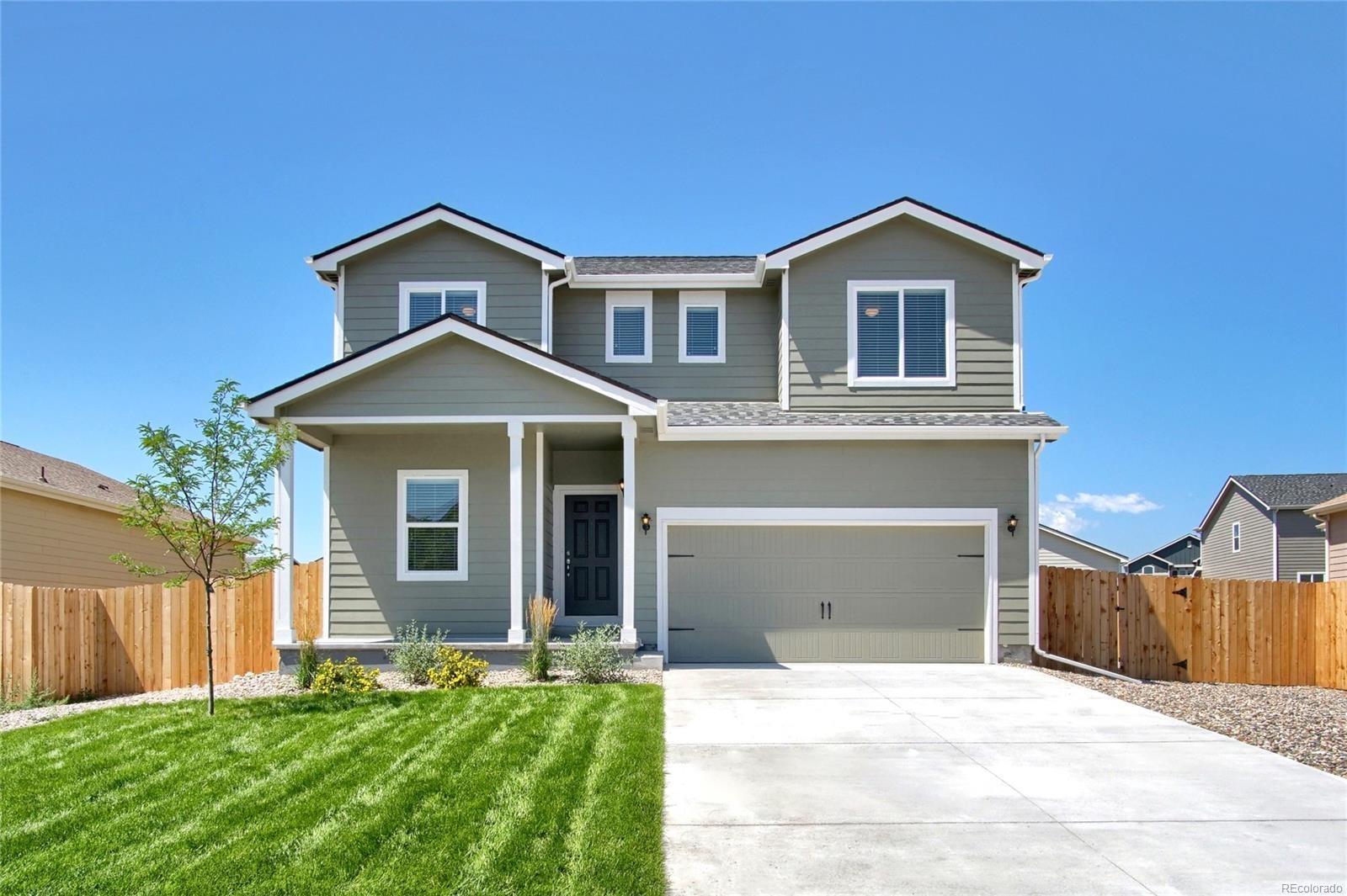 MLS# 8392455 - 1 - 221 Mesa Avenue, Lochbuie, CO 80603
