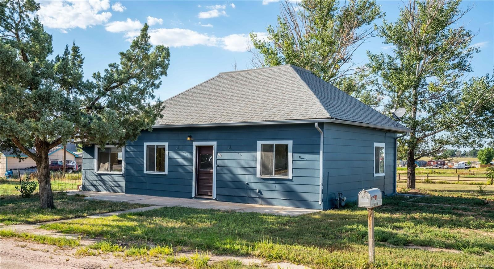 MLS# 8415576 - 1 - 851 Main Street, Hudson, CO 80642