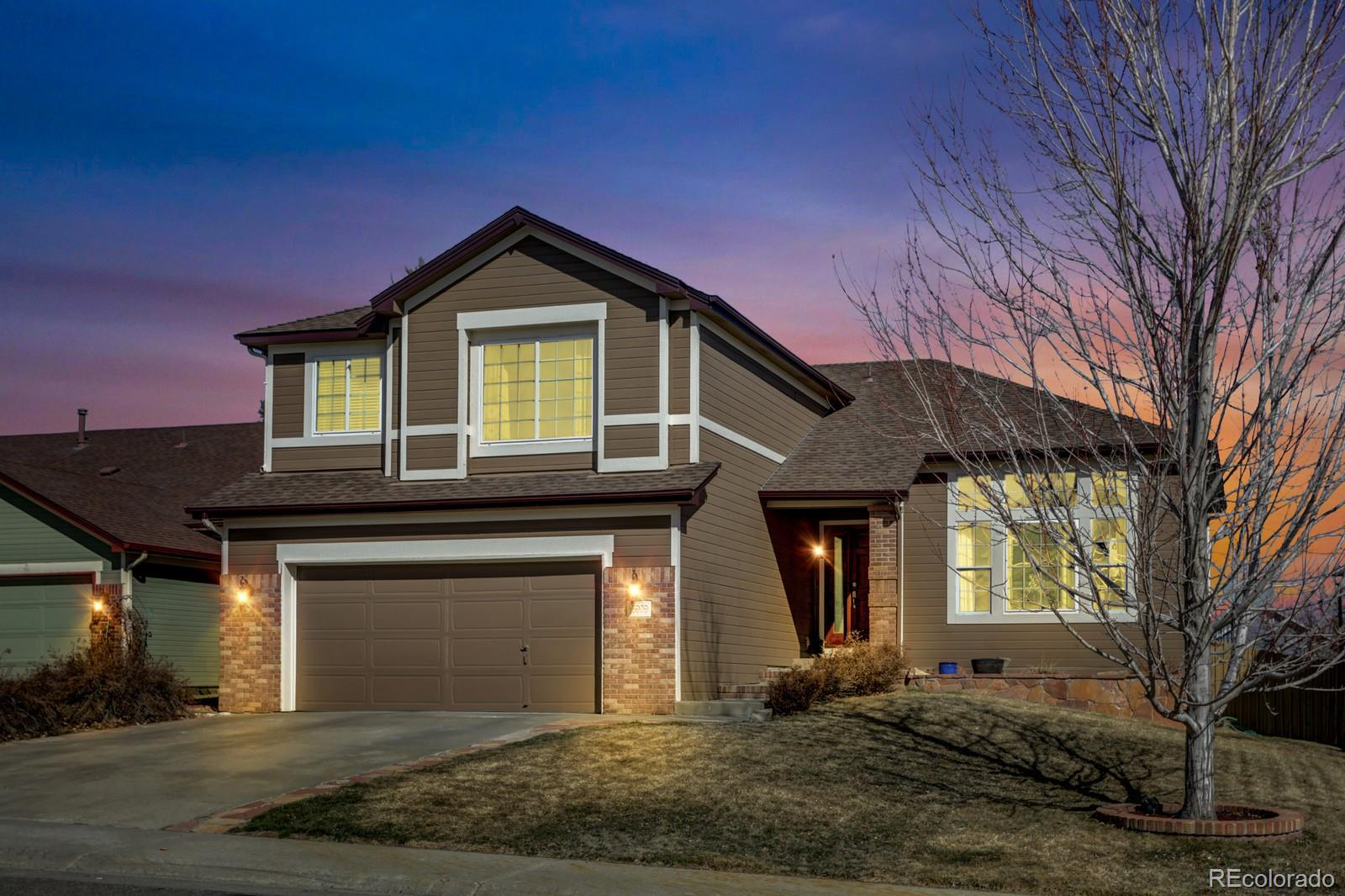 MLS# 8424791 - 1 - 16909 Molina Place, Parker, CO 80134