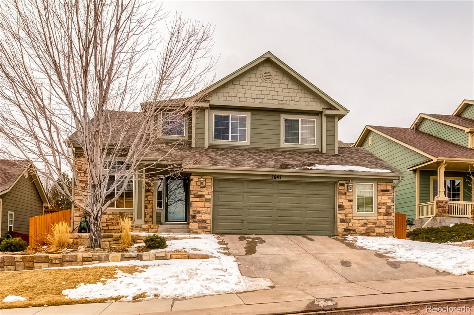 MLS# 8444903 - 1 - 7647 Bentwater Drive, Fountain, CO 80817