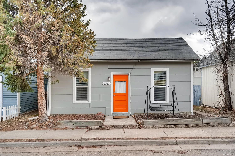 MLS# 8504570 - 1 - 1027 Miner Street, Idaho Springs, CO 80452
