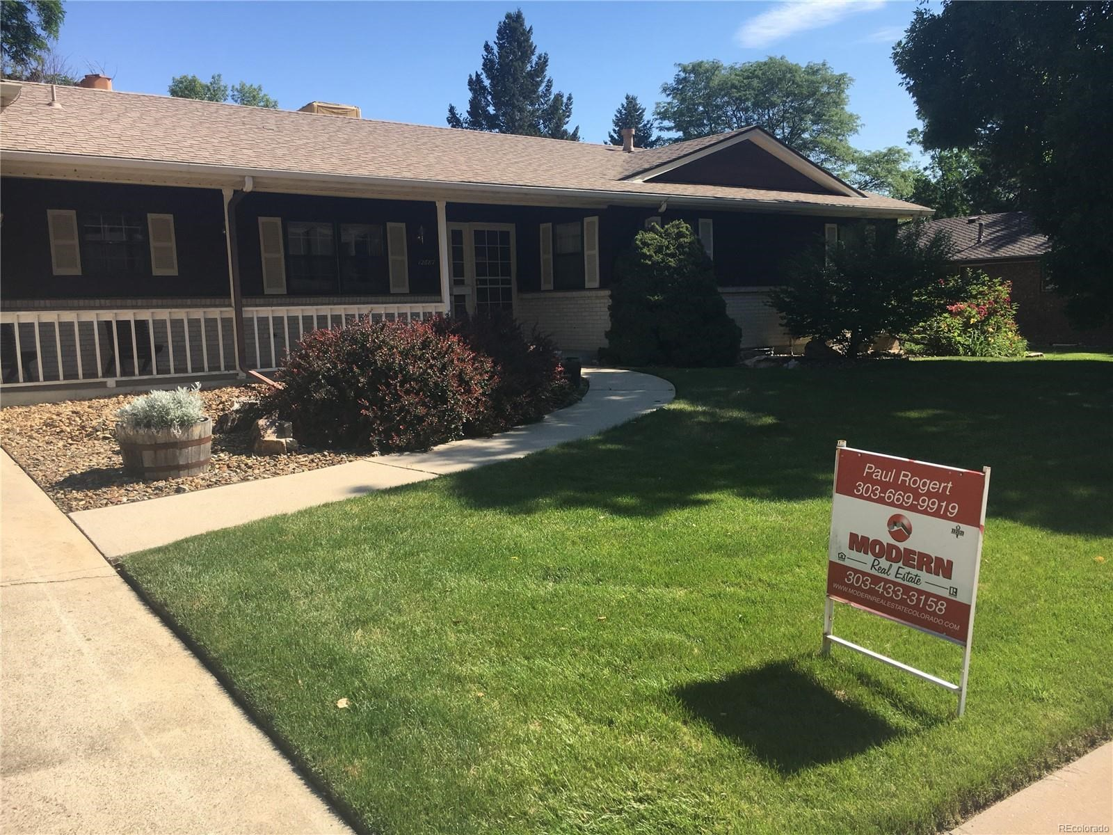 MLS# 8506204 - 1 - 12687 W 61st Place, Arvada, CO 80004