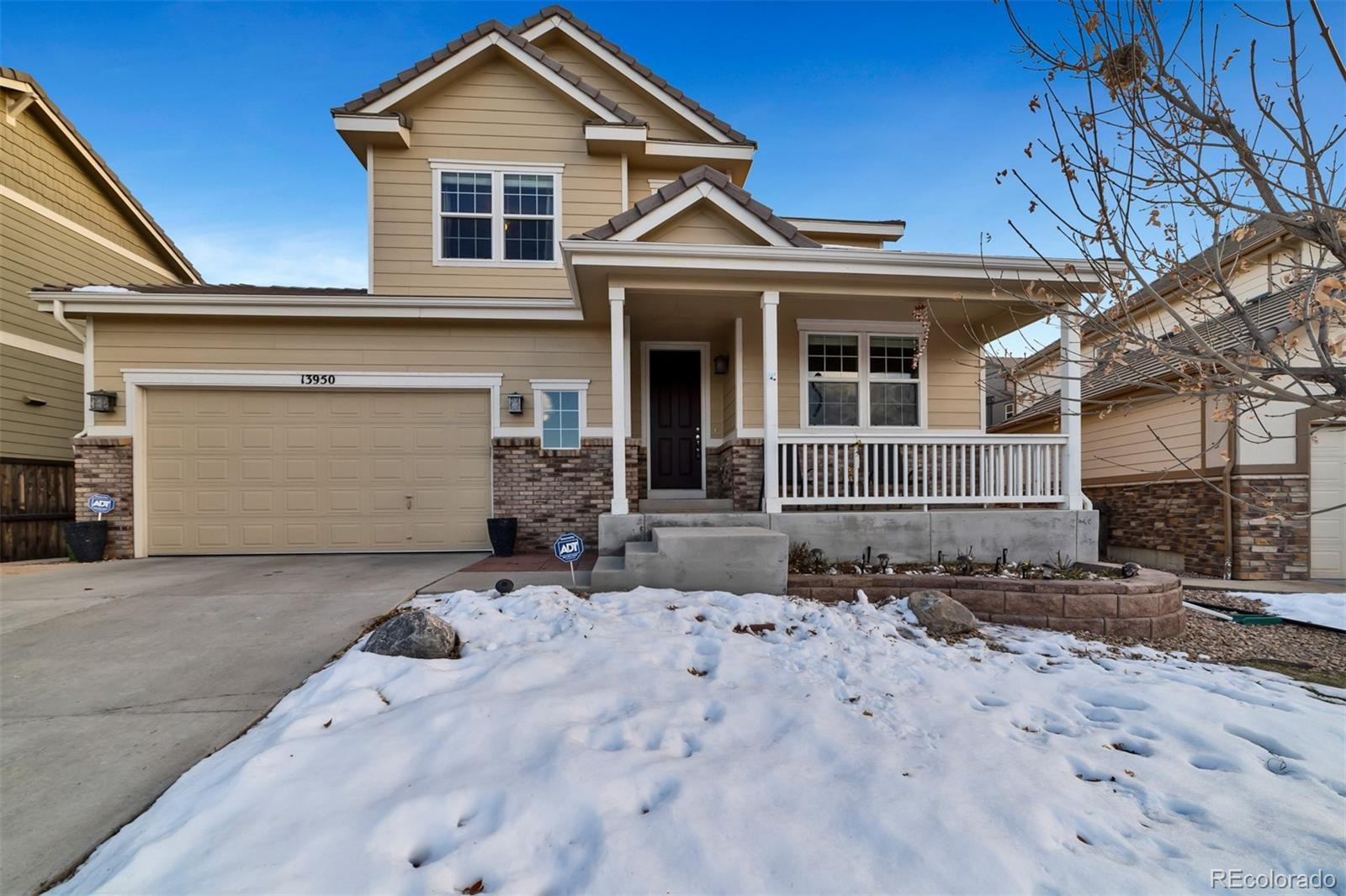 MLS# 8550062 - 1 - 13950 Eisberry Way, Parker, CO 80134