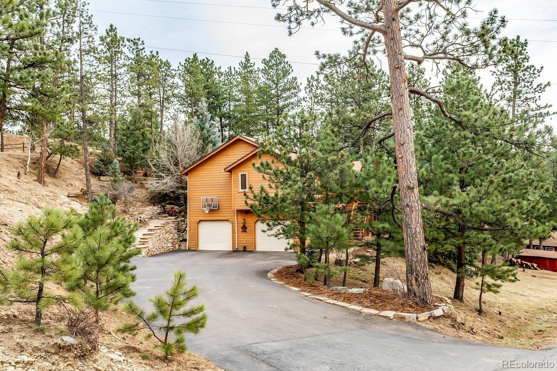 MLS# 8643354 - 1 - 206 Echo Lake Drive, Evergreen, CO 80439