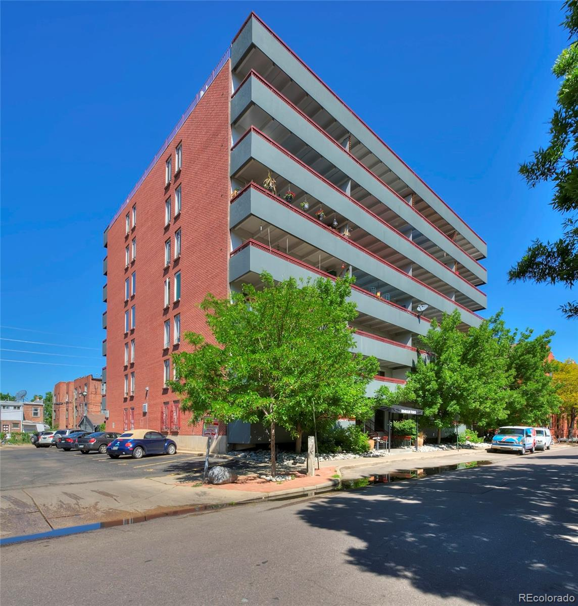 MLS# 8662083 - 1441 N Humboldt Street #407, Denver, CO 80218