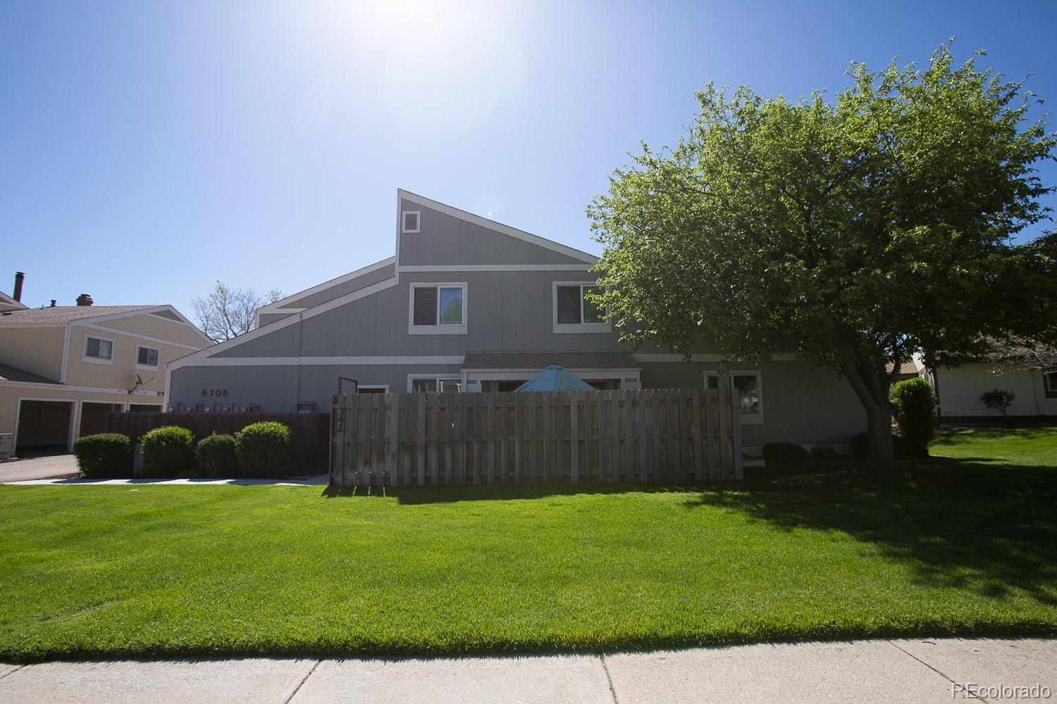 MLS# 8726416 - 1 - 8708 Chase Drive #342, Arvada, CO 80003