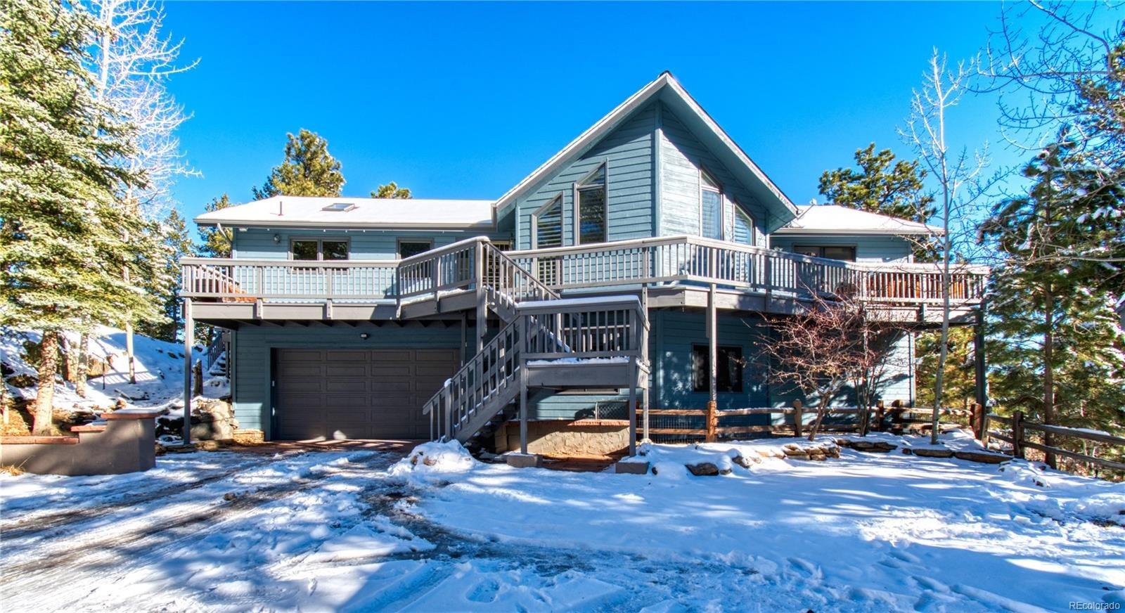 MLS# 8807220 - 1 - 89 Upper Elk Valley Drive, Evergreen, CO 80439