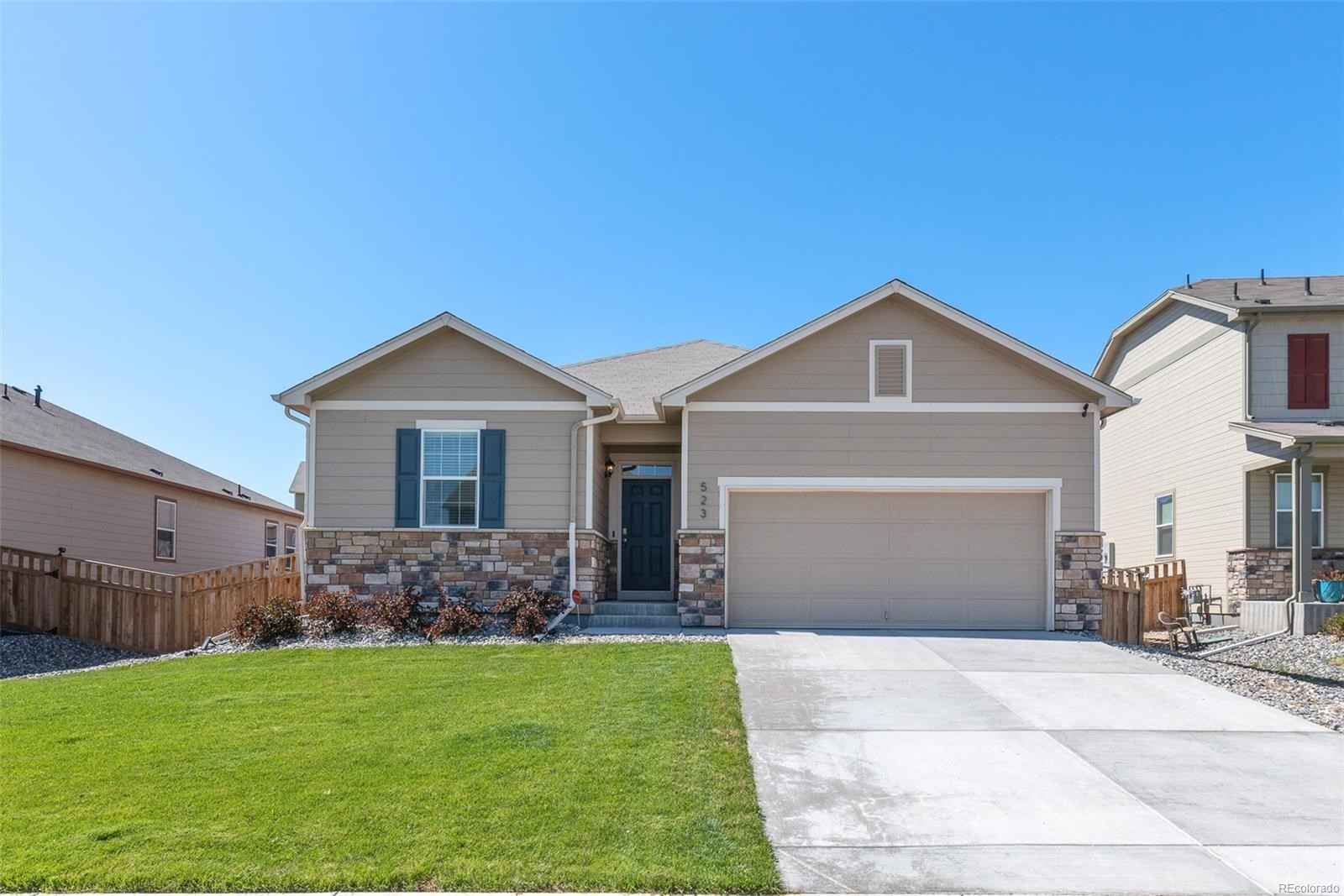 MLS# 8809364 - 1 - 523 Gallo Street, Lochbuie, CO 80603