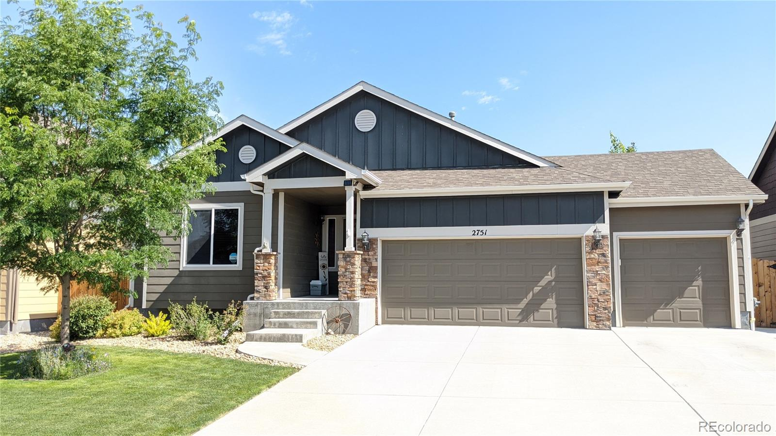 MLS# 8818767 - 1 - 2751 Bridle Drive, Mead, CO 80542