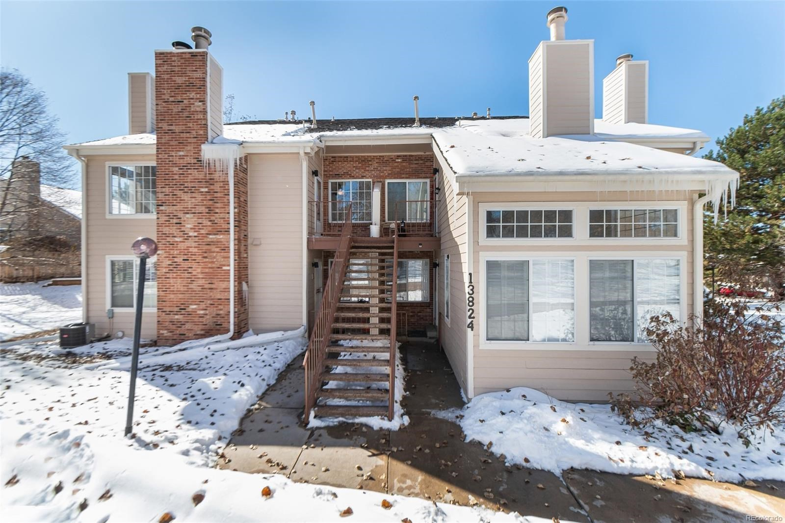 MLS# 8831189 - 1 - 13824 E Lehigh Avenue #F, Aurora, CO 80014