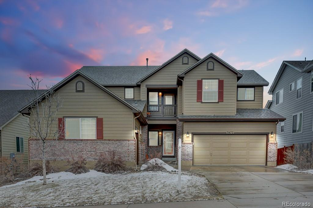 MLS# 8868046 - 1 - 3472 Dove Valley Place, Castle Rock, CO 80108