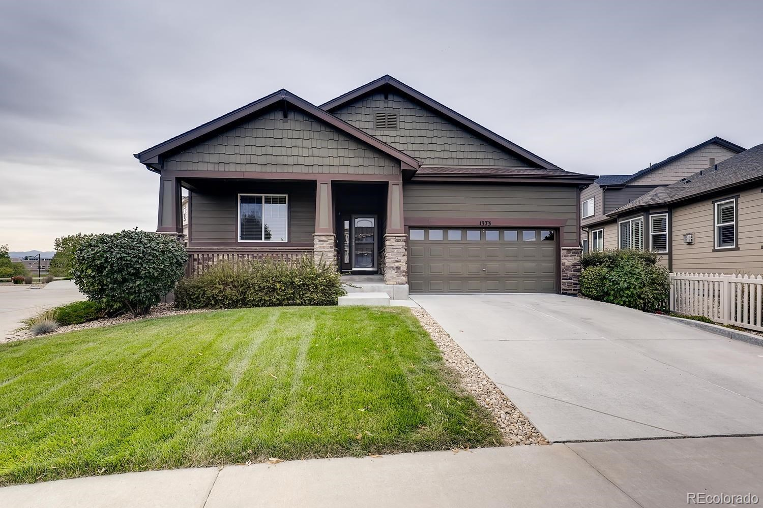 MLS# 8893940 - 1 - 1373 Armstrong Drive, Longmont, CO 80504