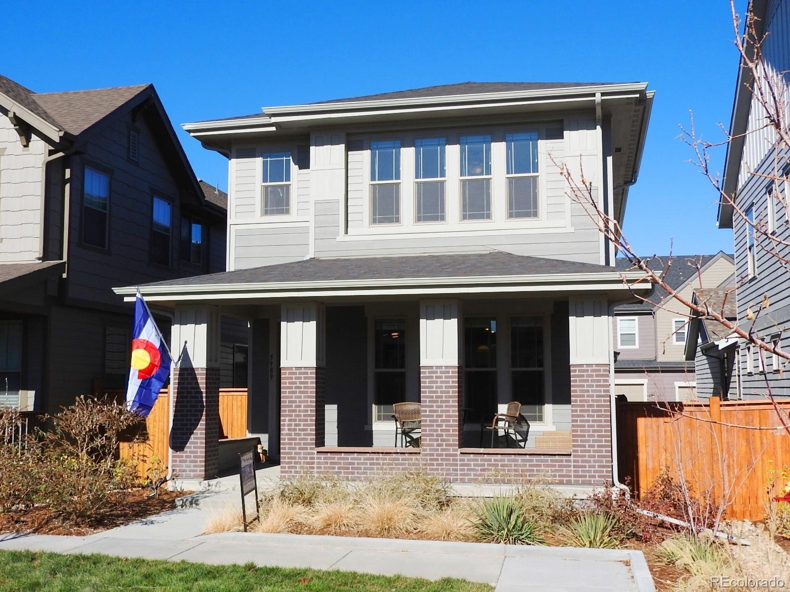 MLS# 8920884 - 1 - 5989 Boston Court, Denver, CO 80238