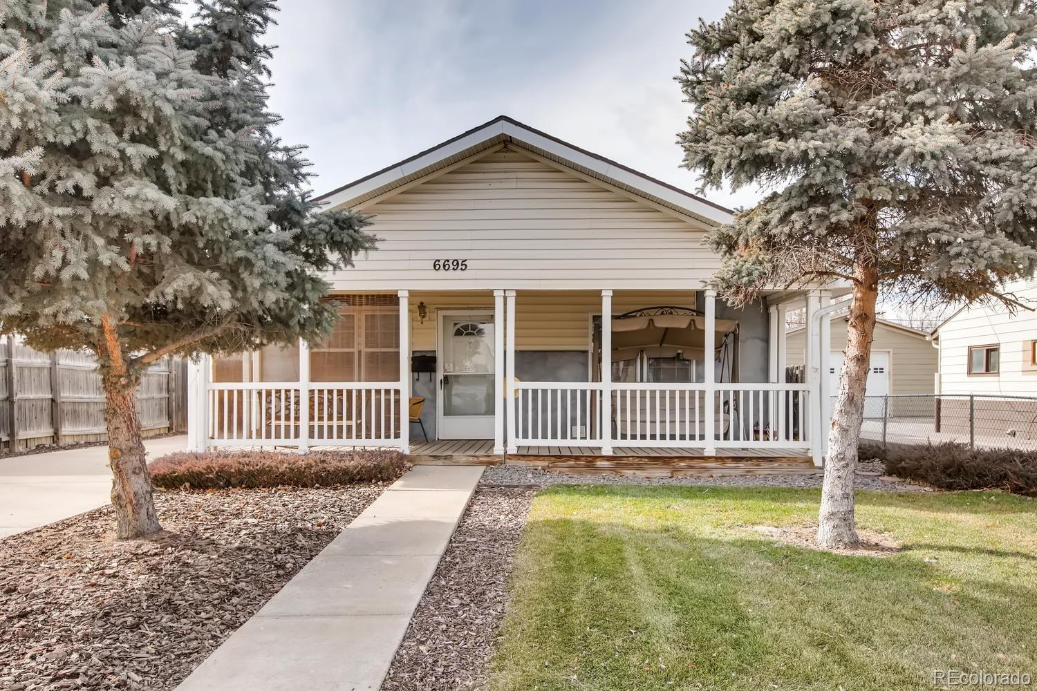MLS# 8961717 - 1 - 6695 Birch Street, Commerce City, CO 80022