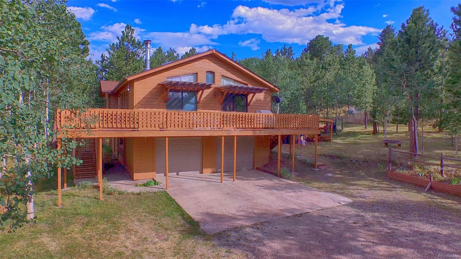 MLS# 8980637 - 1 - 60 Sparrow Court, Bailey, CO 80421