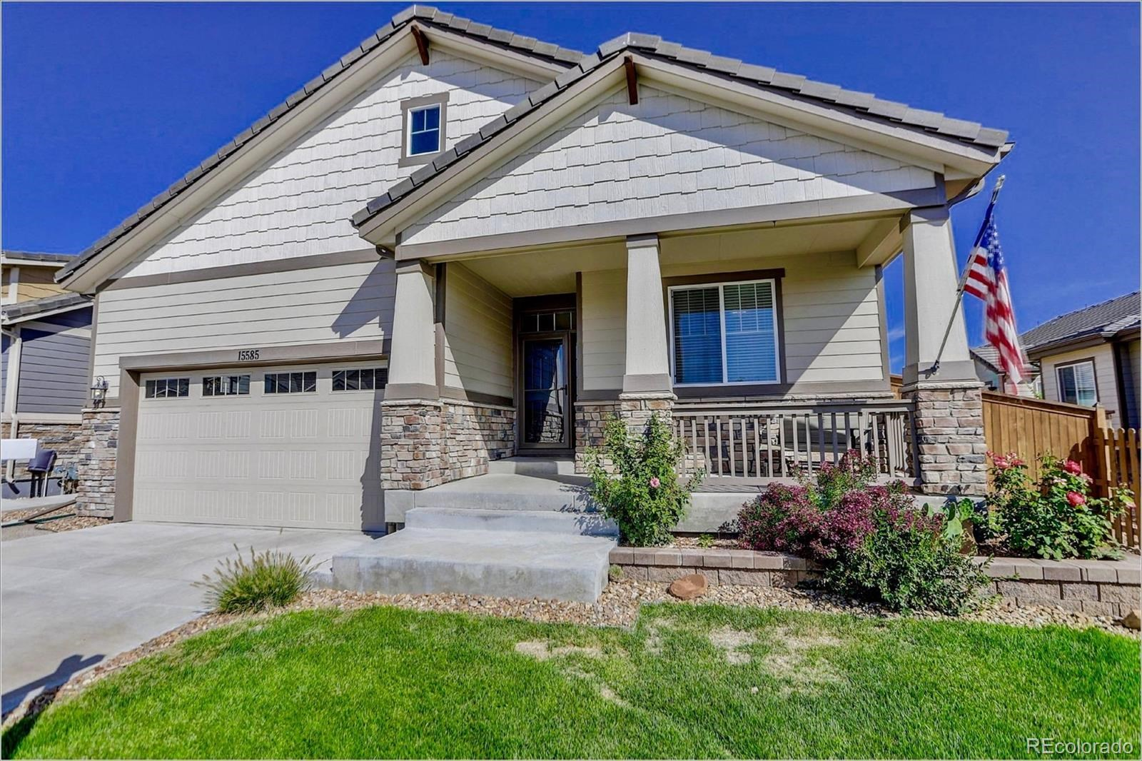 MLS# 9093556 - 1 - 15585 E 115th Avenue, Commerce City, CO 80022