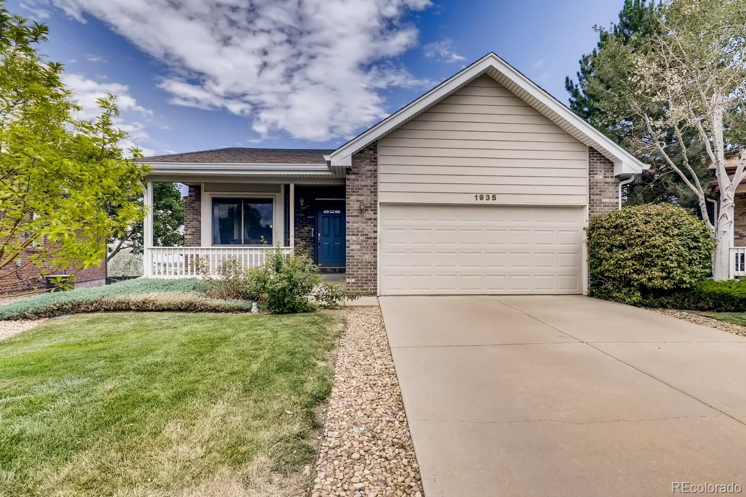 MLS# 9153958 - 1935 E 135th Place, Thornton, CO 80241