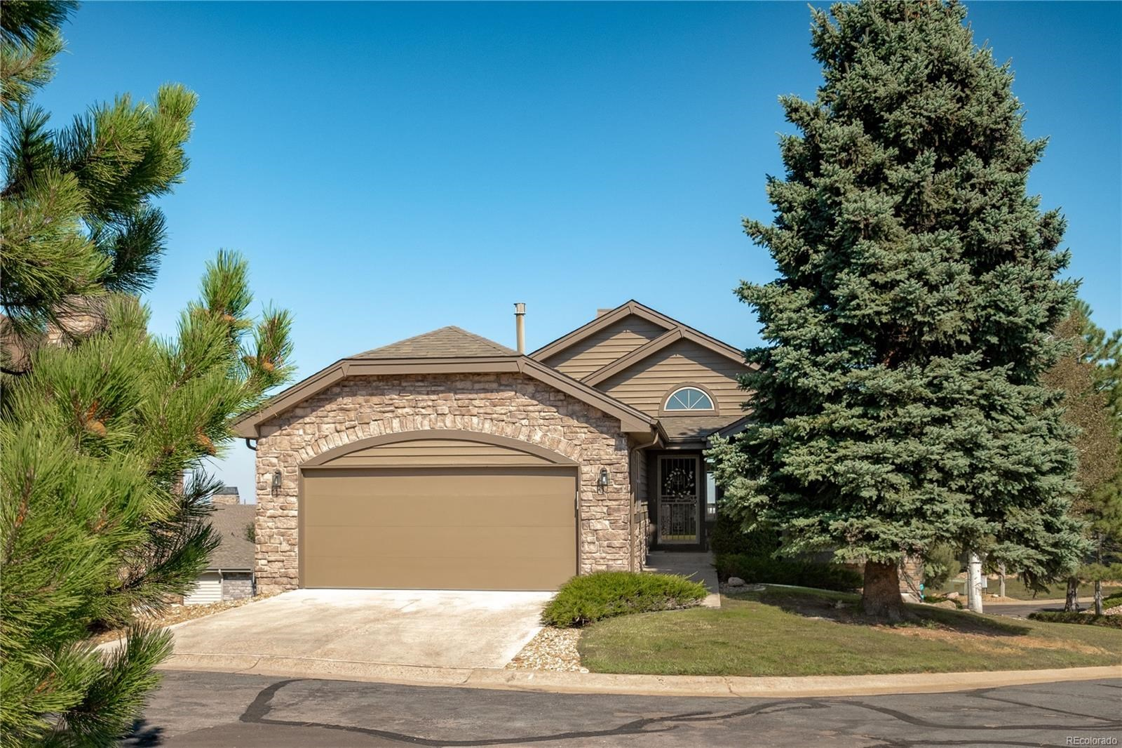 MLS# 9162651 - 1 - 51 Toppler Court, Castle Pines, CO 80108