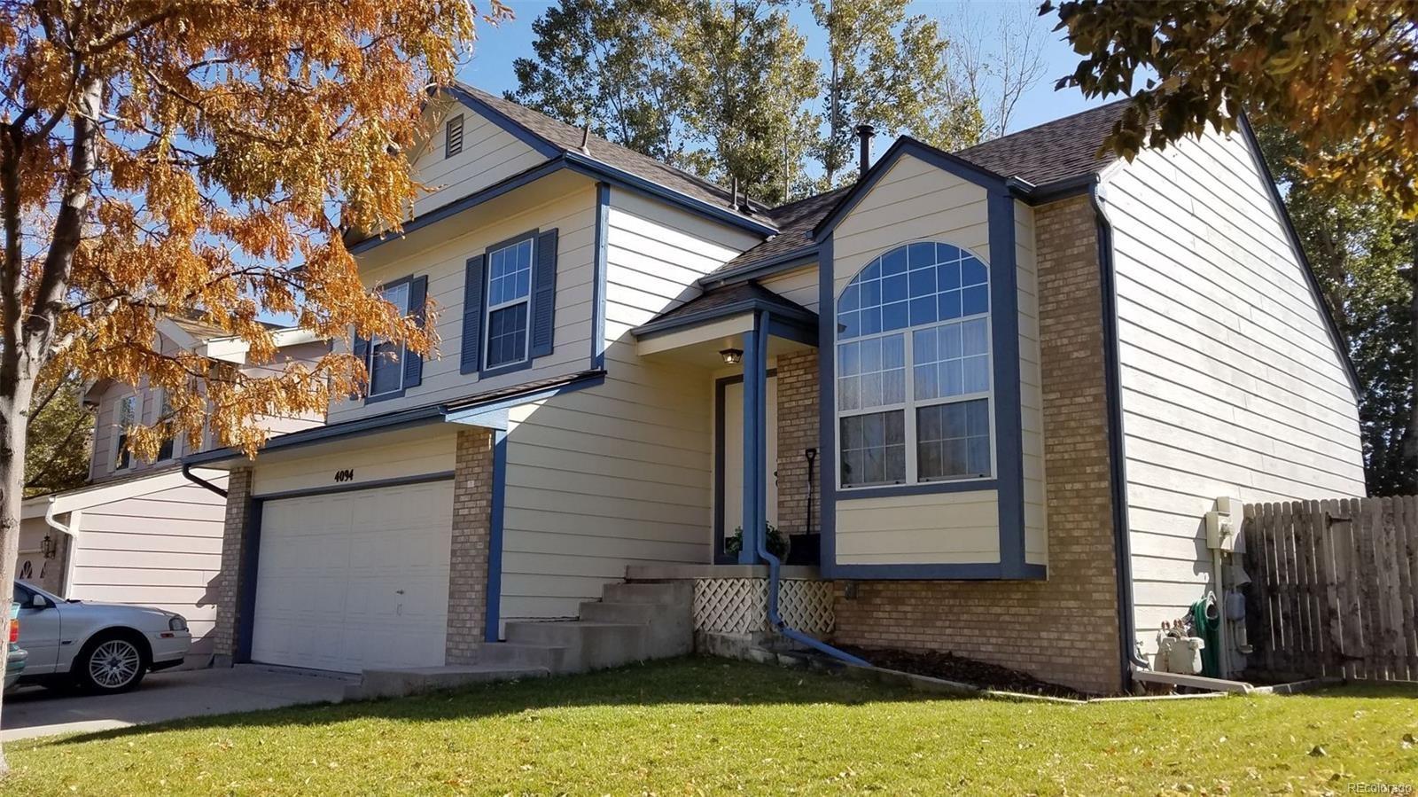 MLS# 9169381 - 1 - 4094  E 131st Drive, Thornton, CO 80241