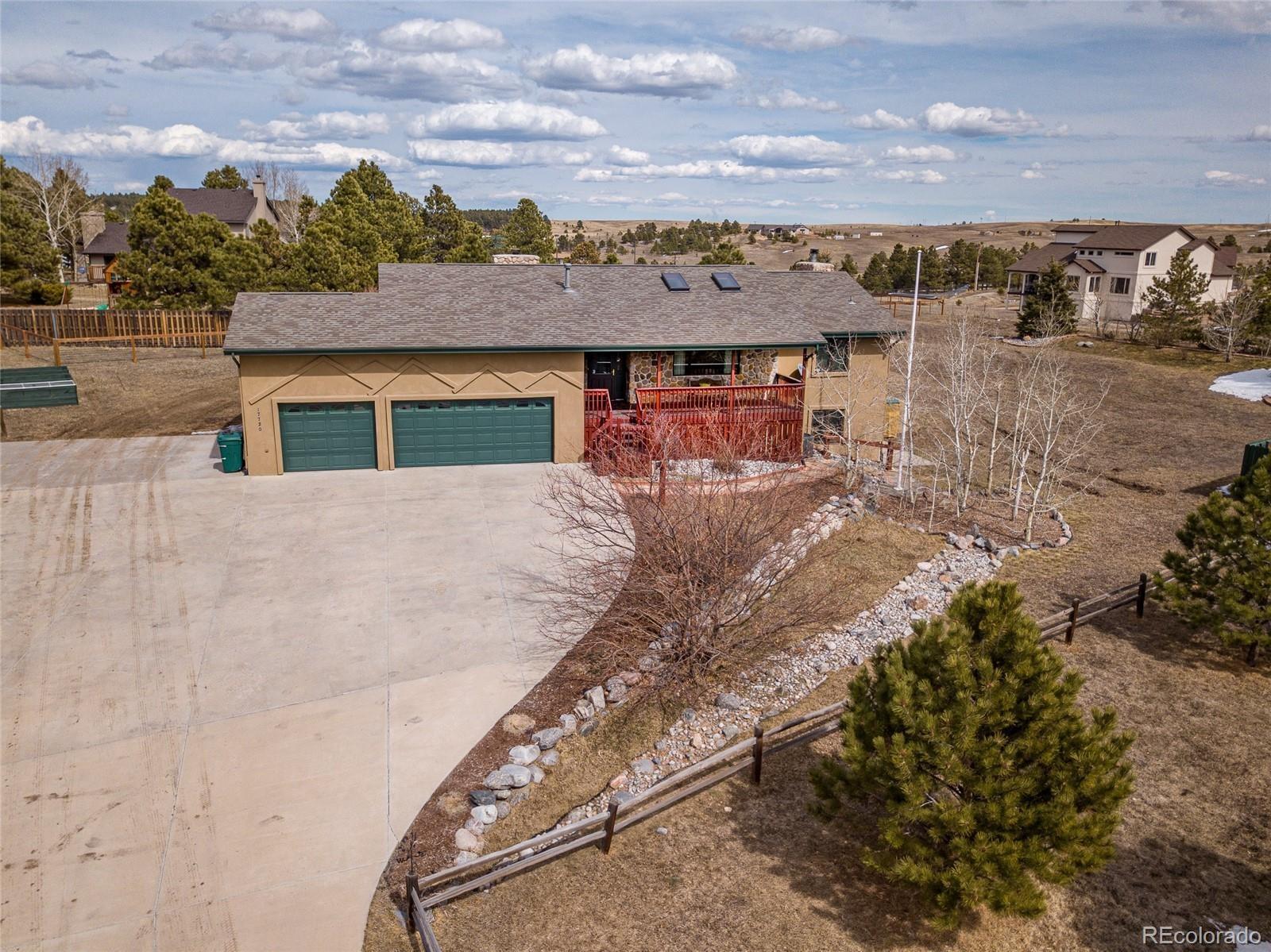 MLS# 9205685 - 1 - 17720 Pioneer Crossing, Colorado Springs, CO 80908