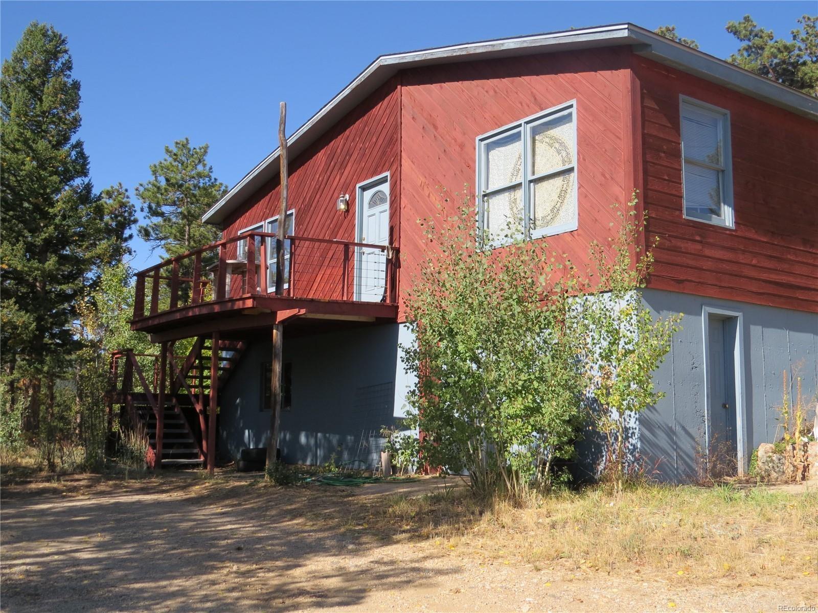 MLS# 9251839 - 1 - 50 Navajo Trail, Nederland, CO 80466