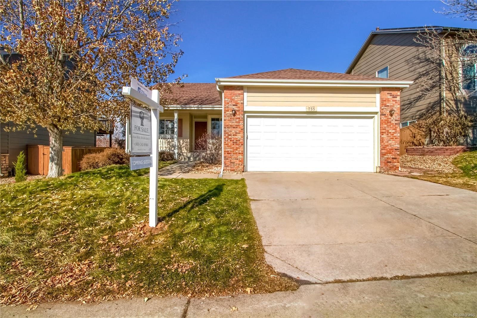 MLS# 9265931 - 1 - 755 Poppy Place, Highlands Ranch, CO 80129