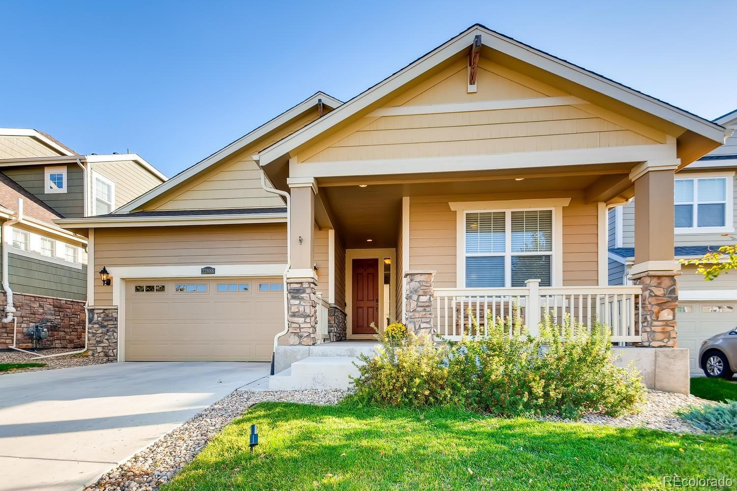MLS# 9346696 - 1 - 22888 E Saratoga Place, Aurora, CO 80015
