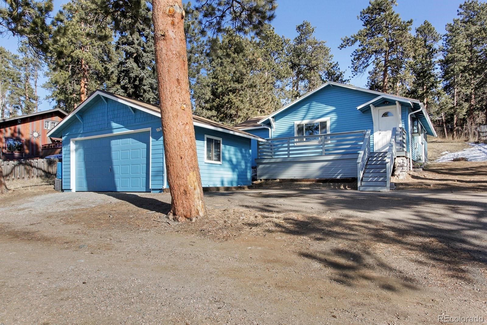 MLS# 9408188 - 1 - 4550 Parmalee Gulch Road, Indian Hills, CO 80454