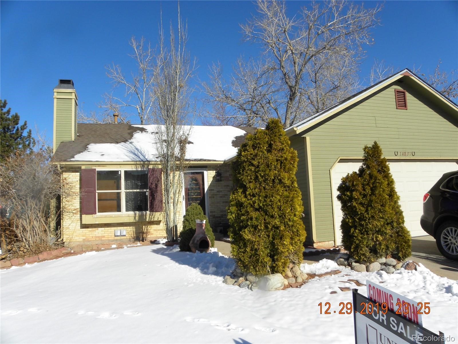 MLS# 9428843 - 1 - 14831 E Elk Place, Denver, CO 80239