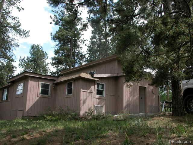 MLS# 9432545 - 1 - 210 Bartimous Road, Bailey, CO 80421