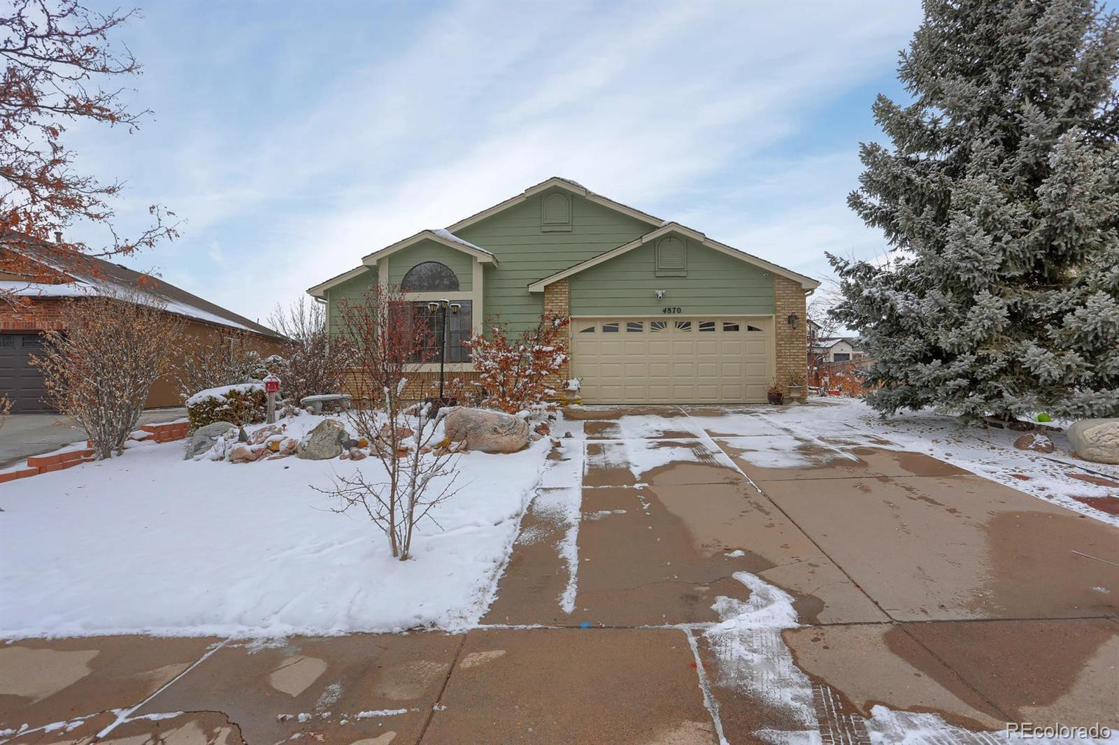 MLS# 9468423 - 1 - 4870 Purcell Drive, Colorado Springs, CO 80922