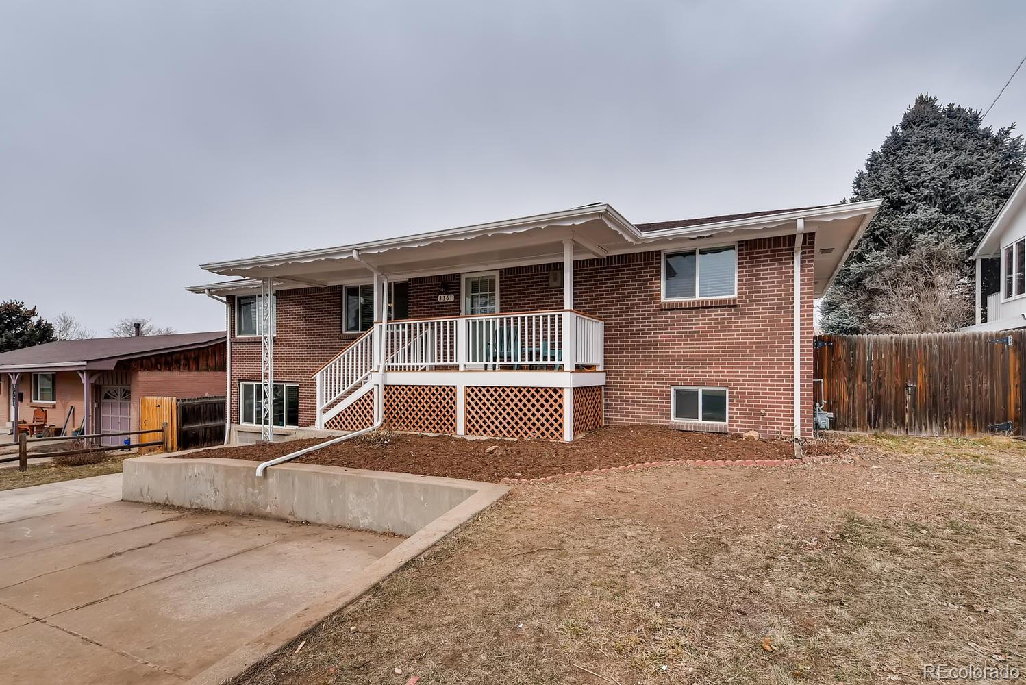 MLS# 9489450 - 1 - 3361 W 92nd Place, Westminster, CO 80031