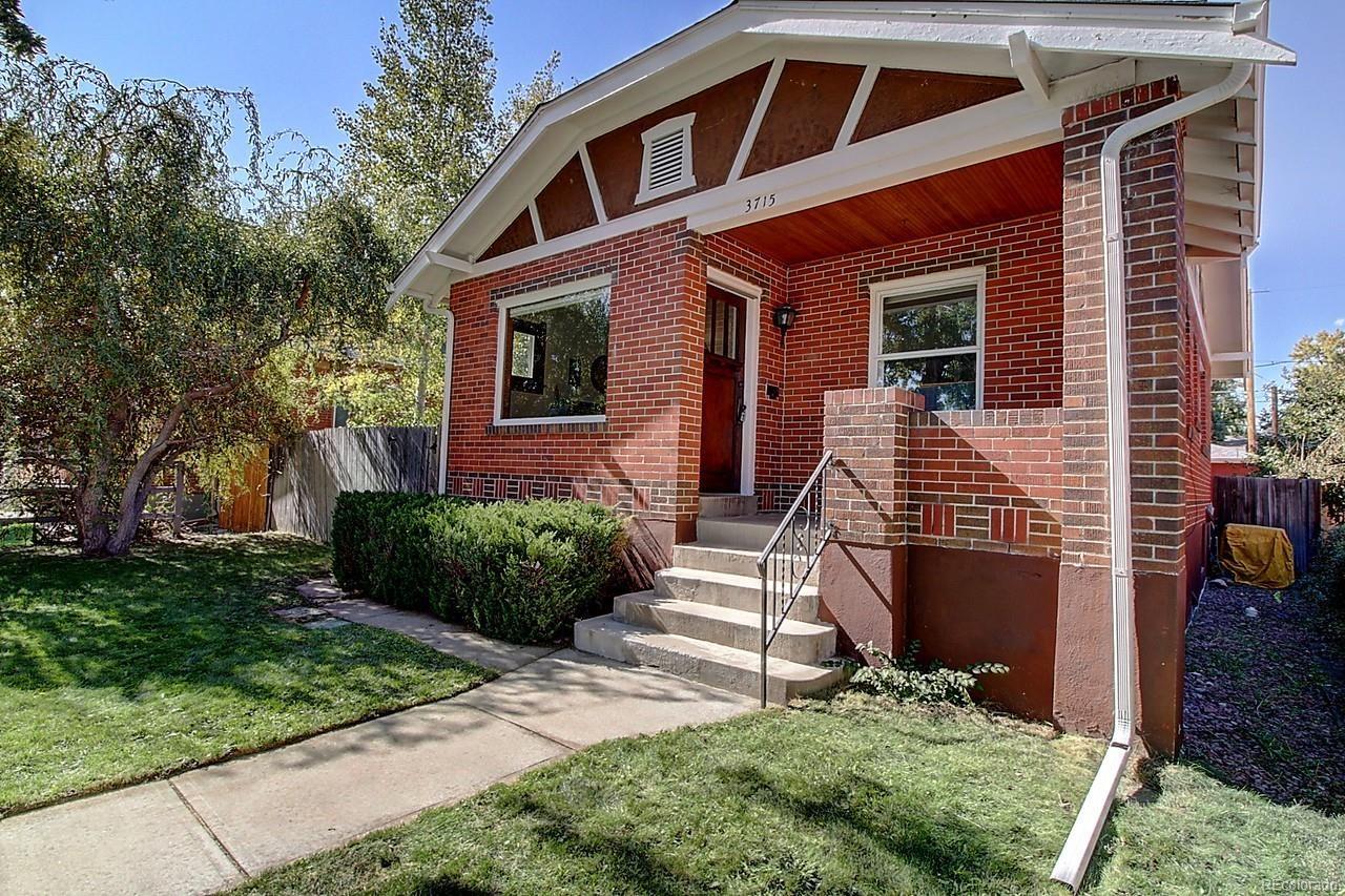 MLS# 9491144 - 1 - 3715 Raleigh Street, Denver, CO 80212