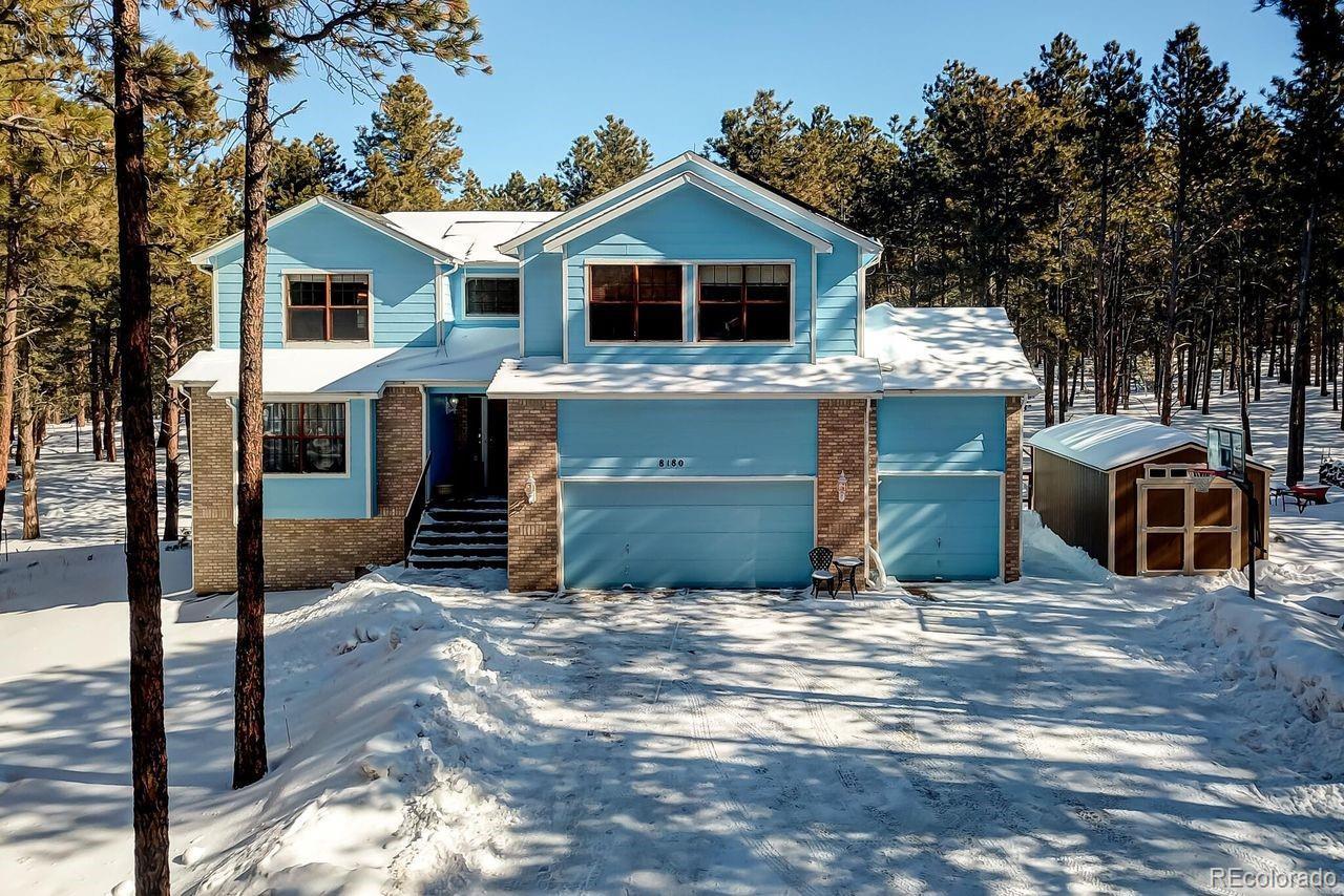 MLS# 9506702 - 1 - 8180 Tannenbaum Road, Colorado Springs, CO 80908